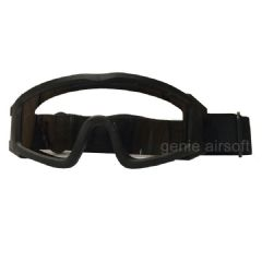 Double Eagle B85 Clear Vented Airsoft Goggles